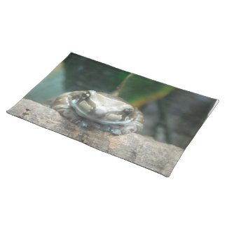 Amazon Milk Frog Placemat