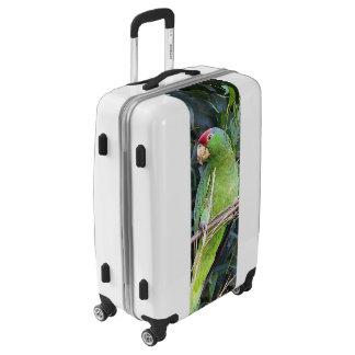 Amazon Parrot Bird Wildlife Animal Luggage