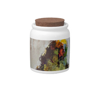 Amazon Parrot Candy Jars