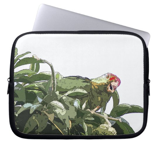 Amazon Parrot Laptop Sleeve