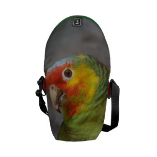 Amazon Parrot Courier Bag