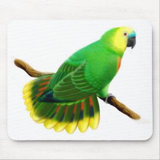 Amazon Parrot Mousepad
