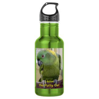 Amazon Parrot 18oz Water Bottle
