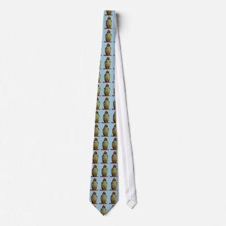 Amazon Parrot Tie