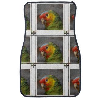 Amazon Parrot Car Mat