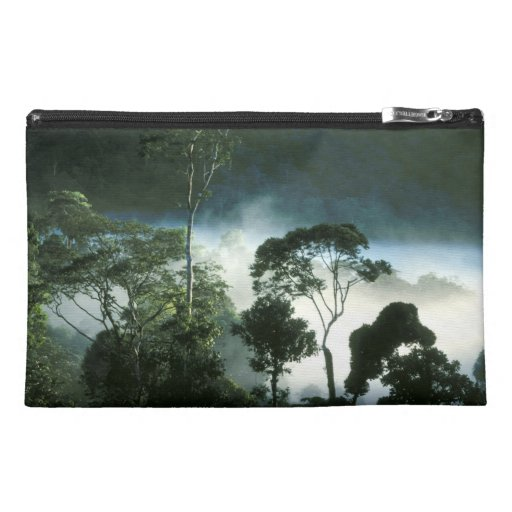 Amazon Rain Forest at Dawn; Travel Accessory Bag