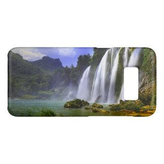 Amazon Rainforest Tropical Waterfall Case-Mate Samsung Galaxy S8 Case