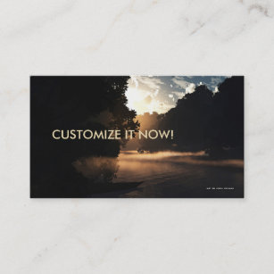 Amazon business cards templates zazzle amazon river business cards reheart Choice Image