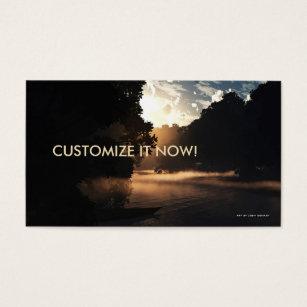 Amazon business cards templates zazzle amazon river business cards colourmoves Choice Image