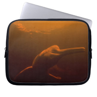 Amazon River Dolphin (Inia geoffrensis) or Boto, Laptop Computer Sleeves