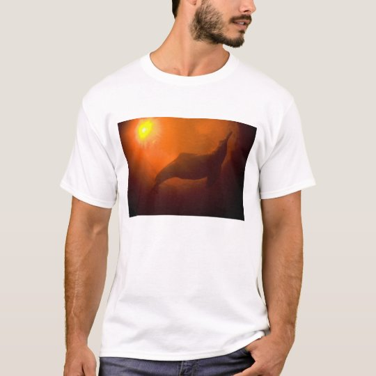 Amazon River Dolphins or Botos (Inia T-Shirt