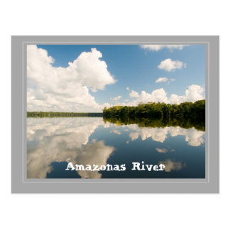 Amazon river postal