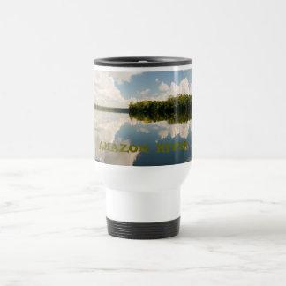 AMAZON RIVER SANDOVAL LAKE TAZA DE CAFÉ