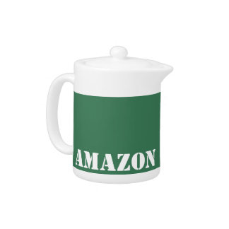 Amazon Teapot