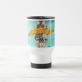 Amazon Warrior Diva Coffee Mug