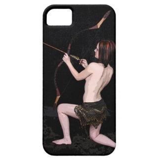 """Amazon Warrior"" Fantasy Archer  Iphone Five Case"