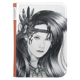 Amazon Warrior - Kindle Case