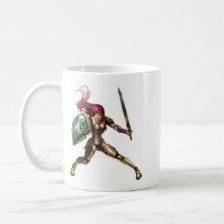 Amazon Warrior mug