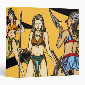 Amazon Woman Notebooks Five 3 Ring Binder
