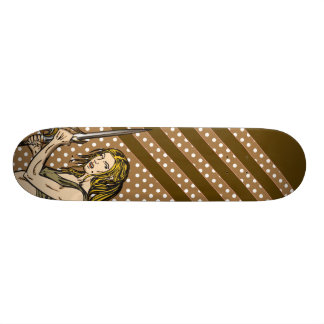 Amazon Women Courage Skateboard