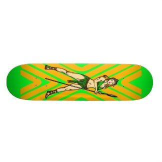 Amazon Women Queen Skateboard