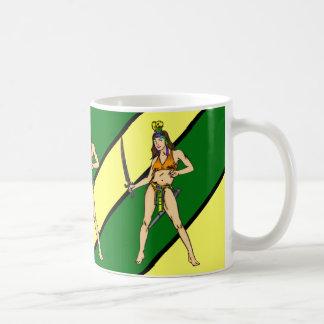 Amazon Women Warriors Mugs