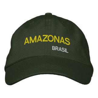 Amazonas, Brazil Baseball Hat Amazonas Chapeu