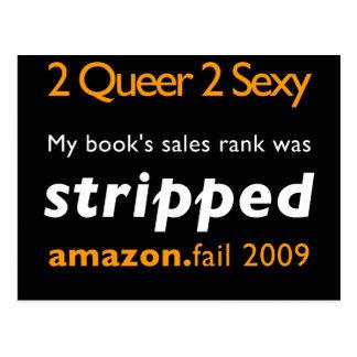 Amazonfail-autor Postales