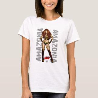 AMAZONIA Baby Doll Shirt Small