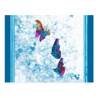 Amazonians Butterfly Postcard