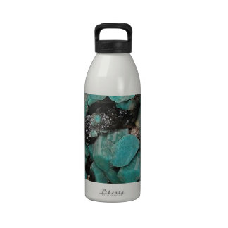 Amazonite Reusable Water Bottles