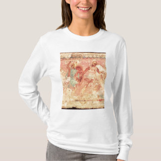 Amazons fighting a Greek warrior T-Shirt