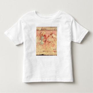 Amazons fighting a Greek warrior Toddler T-shirt