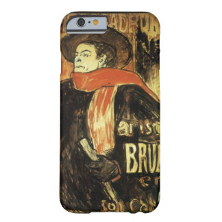Ambassadeurs Aristide Bruant por Toulouse Lautrec Funda Para iPhone 6 Barely There