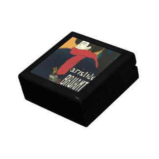 Ambassadeurs: Artistide Bruant by Toulouse Lautrec Gift Box