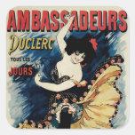 Ambassadeurs Sticker