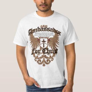 Ambassador For Christ, Corinthians Bible Verse Shirt