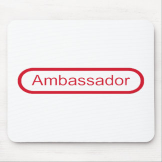 Ambassador Mouse Pad