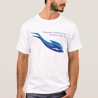 Ambassadors of the Environment El Capitan Canyon T-Shirt