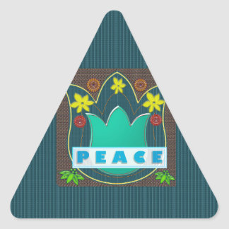 Ambassdor of PEACE Society Nations Artistic GIFTS Stickers