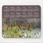 Amber 2015 Calendar Mouse Pad