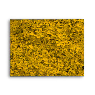 Amber colored Grass Envelope