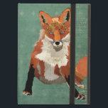 "Amber Fox Retro Case<br><div class=""desc"">Design by Nicole King &#169;2013</div>"
