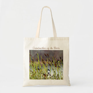 Amber GRANDMOTHER OF THE BRIDE Tote Bag