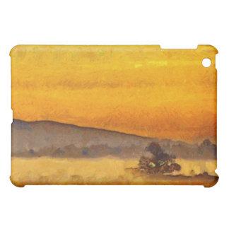 Amber Horizon iPad Case