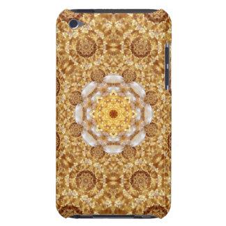 Amber Mandala iPod Case-Mate Case