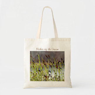 Amber MOTHER OF THE GROOM Tote Bag