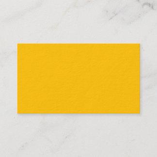 Amber Premium Business Card