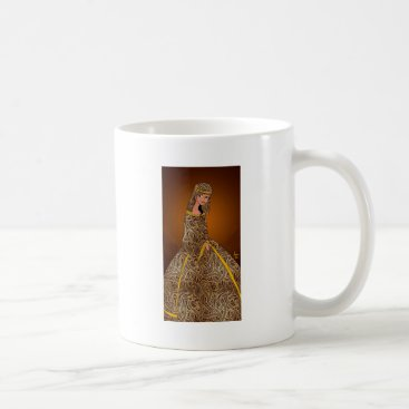 jasmineflynn Amber Queen Coffee Mug