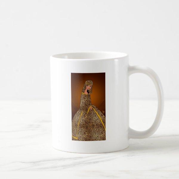 Amber Queen Coffee Mug